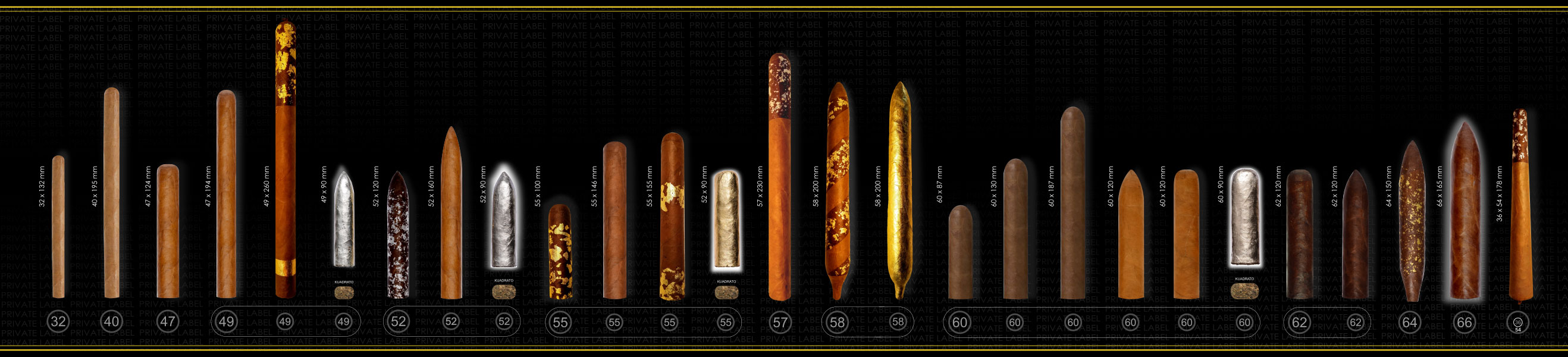 Catalog Cigars Private Label